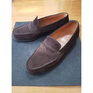 ジェーエムウエストン(J.M. WESTON)のJ.M. WESTON Signature Loafer 180 5.5D(ドレス/ビジネス)