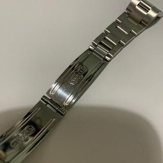 ROLEX -  19mm無垢ブレス