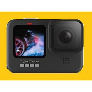 ゴープロ(GoPro)の【国内正規品】GoPro HERO9 Black CHDHX-901-FW(コンパクトデジタルカメラ)