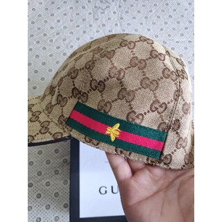 Gucci - 早い者勝ち♪❤大人気❤GUCCI グッチ  キャップ 男女兼用 帽子