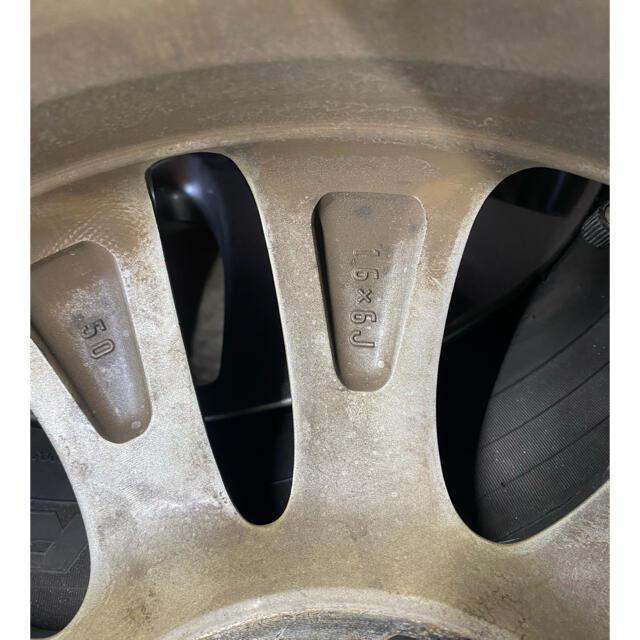 トヨタ(トヨタ)の国産 トヨタ純正 205/60R16 4本 トーヨー 70 ノア ヴォクシー  自動車/バイクの自動車(タイヤ・ホイールセット)の商品写真