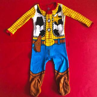 Disney - 美品 Disney Toy Story Woody Pride ロンパース