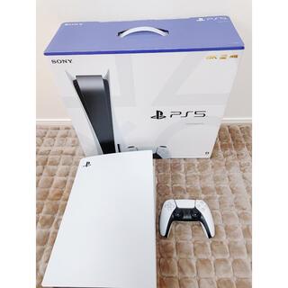 SONY - 中古美品 SONY PlayStation5 CFI-1000A01