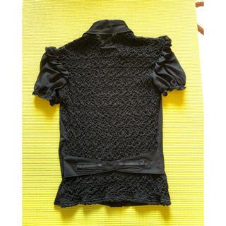 ジャンポールゴルチエ(Jean-Paul GAULTIER)のゴルチェ ファム ブラウス 40サイズ(シャツ/ブラウス(半袖/袖なし))
