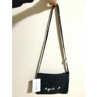 agnes b. - 【新品】agnes.b ショルダーバック