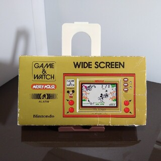 任天堂 - 任天堂 ゲームウォッチ ミッキーマウス MICKEYMOUSE