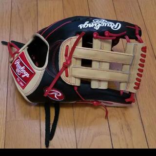 Rawlings - 屋外未使用 HOHレザー ローリングス 外野手用グラブ ハーパーモデル 硬式