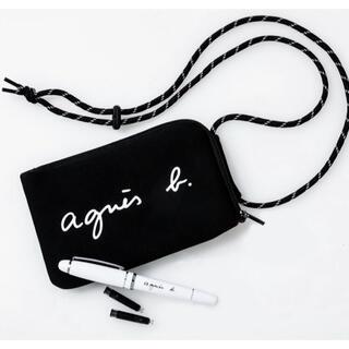 agnes b. - アニエスベー マルチケース
