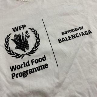 Balenciaga - BALENCIAGA dude9系 WFP Tシャツ