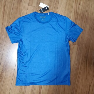GUESS - 新品未使用 GUESS Tシャツ M 青