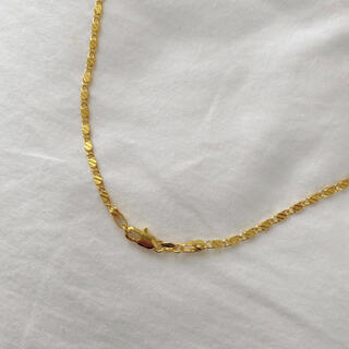 TODAYFUL - Silver925,18kgp_Augustine necklace
