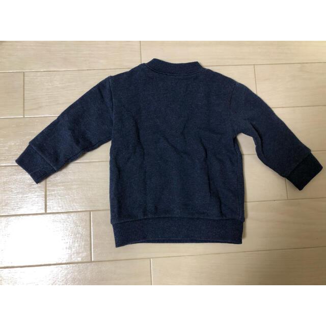 agnes b.(アニエスベー)の🇫🇷agnesb enfant トレーナー キッズ/ベビー/マタニティのベビー服(~85cm)(トレーナー)の商品写真
