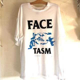 ファセッタズム(FACETASM)のファセッタズム*FACETASM*17SS*ビッグTシャツ*半袖*ホワイト(Tシャツ/カットソー(半袖/袖なし))