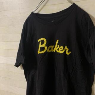 【美品】Baker Tシャツ スケボー skate(Tシャツ/カットソー(半袖/袖なし))