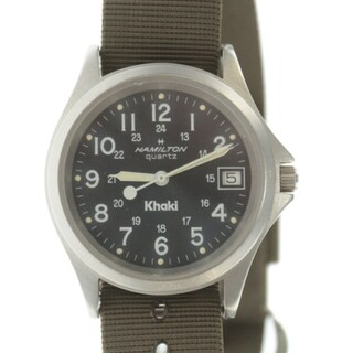 Hamilton - HAMILTON 腕時計 メンズ
