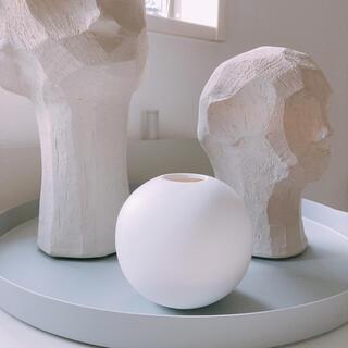 Cooee Design 花瓶 フラワーベース 陶器 一輪挿し スウェーデン