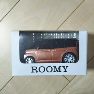 トヨタ - トヨタ ルーミー ROOMY プルバックカー自動車購入時にお店からおまけで頂き