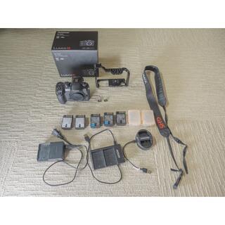 Panasonic - Panasonic GH5 ,バッテリー、V-log L付き