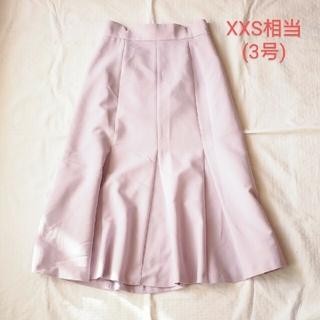 PROPORTION BODY DRESSING - 小さいサイズ*お直しXXS相当*プロポーションボディドレッシング*スカート*ラベ