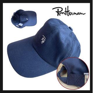 Ron Herman - 《新品未開封》 ロンハーマン キャップ 男女兼用 ネイビー