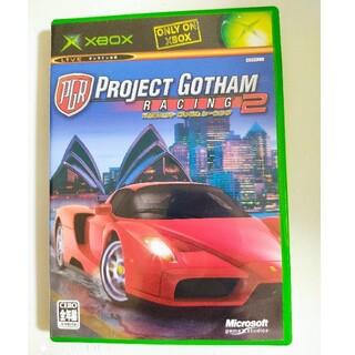 エックスボックス(Xbox)の[XBOX]プロジェクト ゴッサ厶 レーシング 2(家庭用ゲームソフト)