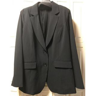 ★防汚加工 シャドーストライプパンツスーツ★