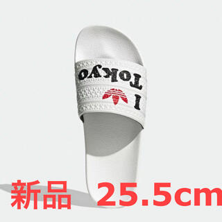 adidas - adidas アディレッタ 25.5cm 新品・未使用