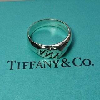 Tiffany & Co. - ティファニー  ハート リング 正規品