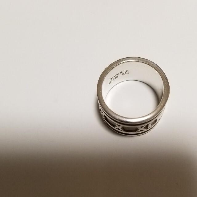Tiffany & Co.(ティファニー)のティファニーアトラスワイドリング レディースのアクセサリー(リング(指輪))の商品写真