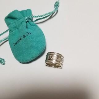Tiffany & Co. - ティファニーアトラスワイドリング