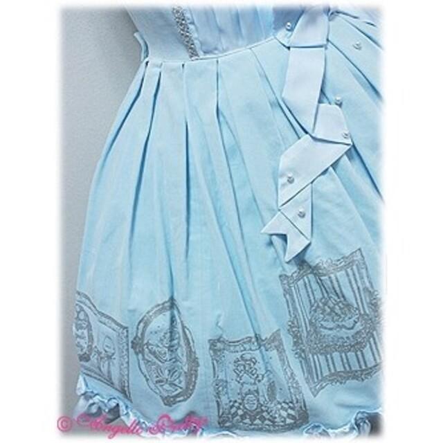 Angelic Pretty(アンジェリックプリティー)のAngelic Pretty デザートコレクション ジャンパースカート レディースのワンピース(ひざ丈ワンピース)の商品写真