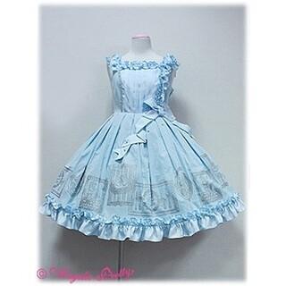 アンジェリックプリティー(Angelic Pretty)のAngelic Pretty デザートコレクション ジャンパースカート(ひざ丈ワンピース)