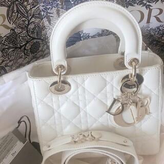Christian Dior - 完売品 Dior レディディオール ミニ ハンドバッグ