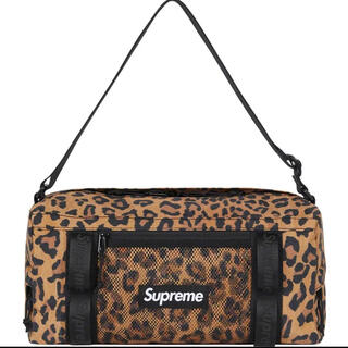 Supreme - Supreme Mini Duffle Bag Leopard シュプリーム