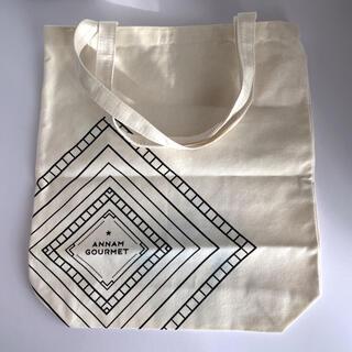 【未使用】海外エコバッグ ベトナム スーパーマーケット 白色(エコバッグ)