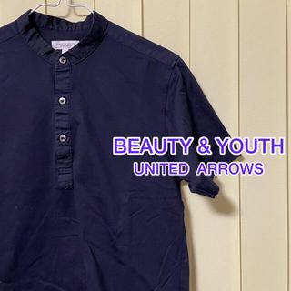 ビューティアンドユースユナイテッドアローズ(BEAUTY&YOUTH UNITED ARROWS)のビューティアンドユース ユナイテッドアローズが2000円台【古着】(ポロシャツ)