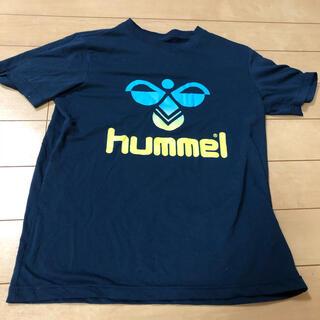ヒュンメル(hummel)のヒュンメル tシャツ メンズs(Tシャツ/カットソー(半袖/袖なし))