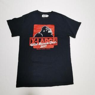 XLARGE - 希少 エクストララージ XーLARGE ワイルドバンチ コラボ Tシャツ フェス
