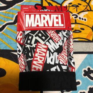マーベル(MARVEL)の新品 マーベル ボクサーパンツ Mサイズ ブラック×ホワイト(ボクサーパンツ)