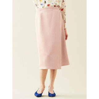 TOMORROWLAND - トゥモローランド春即完売カラー サテンスカート