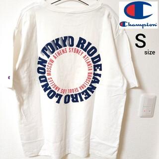 Champion - 即日対応 Champion カットソー 半袖Tシャツ メンズ  Lサイズ相当