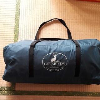 キャプテンスタッグ(CAPTAIN STAG)の【最終!】キャプテンスタッグ プレーナドームテント(5~6用)(テント/タープ)