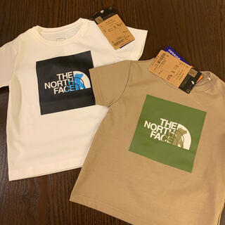 THE NORTH FACE - 新品THE NORTH FACEキッズTシャツ2枚セット