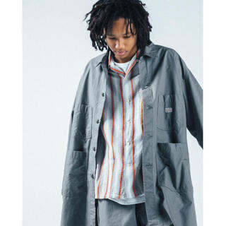 COOTIE - COOTIE Ripstop Shop Coat
