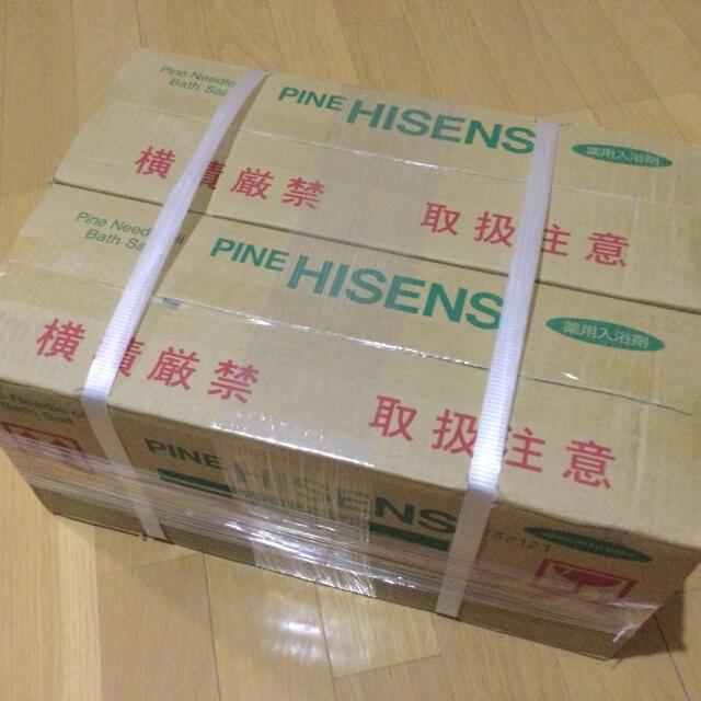 高陽社 パインハイセンス 薬用入浴剤 6缶 コスメ/美容のボディケア(入浴剤/バスソルト)の商品写真