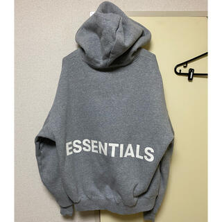FEAR OF GOD - fog fear  of god essentials パーカー