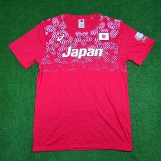 asics - 【未使用】JOC公式ライセンス半袖Tシャツ