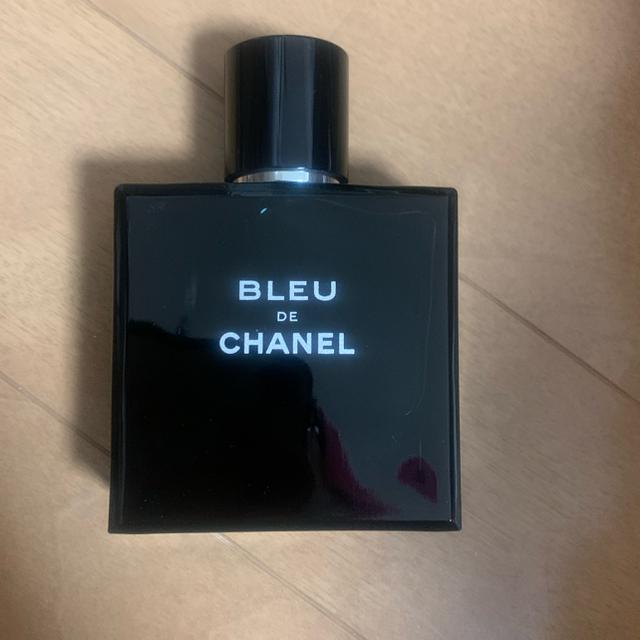 CHANEL(シャネル)のシャネル香水 ブルー 50ml コスメ/美容の香水(香水(男性用))の商品写真