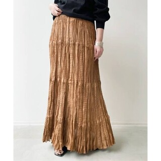 L'Appartement DEUXIEME CLASSE - 新品■MES DEMOISELLES■Skirt Bactria■アパルトモン