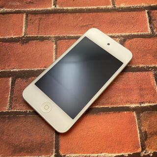 アイポッドタッチ(iPod touch)のiPod touch 第4世代 A1367 32GB ホワイト(ポータブルプレーヤー)